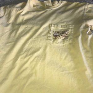 southern fried cotton t-shirt